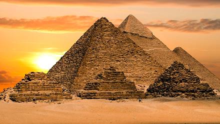 знаменитые курорты Египта